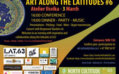 Art along the latitudes #6