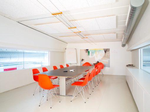 Det store møterommet